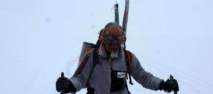 Zaffaroni, eroe italiano tra le macerie del Nepal