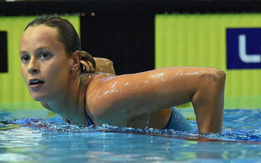 A Tribute to Federica Pellegrini, Italian Swimmer