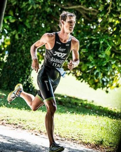 Triathlon, lo Sport del Futuro nel segno di Barnaby e 707 Resistex