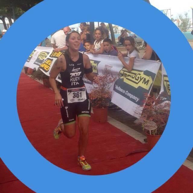 """Resistex & 707 Triathlon: """"Orgogliosi di Francesca Zenti"""""""
