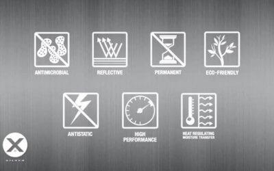 Filati Straordinari: Argento, performance e protezione